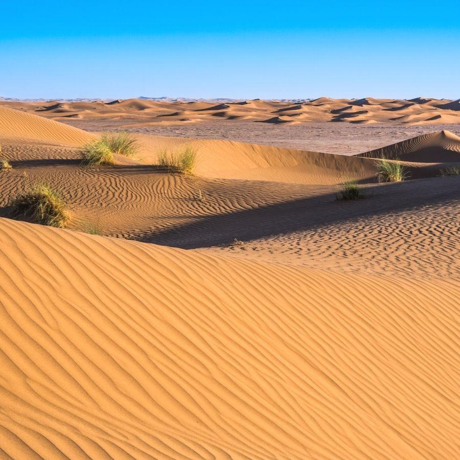 Chigaga Dunes in Morocco